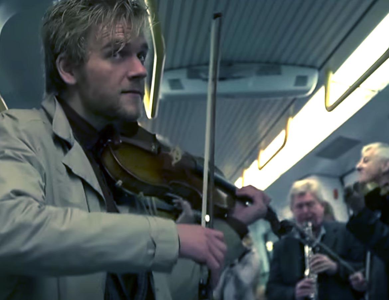 Symphony Orchestra Flashmob